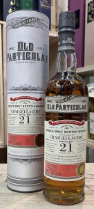 Craigellachie 21 Years Old (Old Particular)