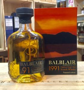 Balblair 18 Years Old (1991/2009)