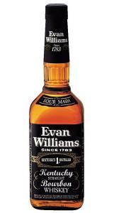Evan Williams Black Label Straight Bourbon