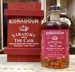 Edradour 11 Years Old Single Cask(Burgundy)