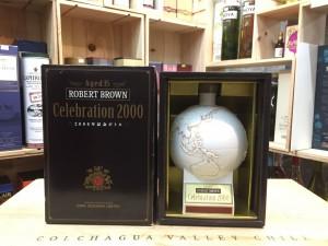 Robert Brown Aged 15 Celebration 2000