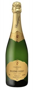 Maxime Godet 1er Cru Champagne Burt