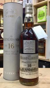 Glendronach 16 Years Old Platinum
