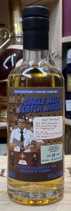 Auchentoshan 24 Years Old Batch 5 (That Boutique-Y Whisky Company)