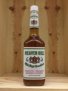 Evan Williams White Label Straight Bourbon