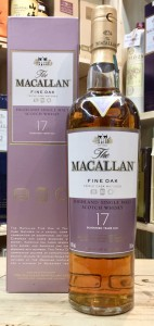 Macallan 17 Years Old Fine Oak (Discontinued)