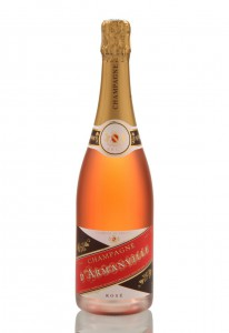 D'Armanville Champagne Rose